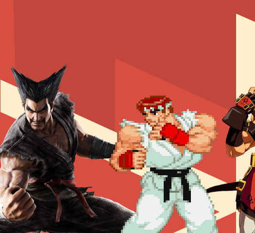 5 best fighting games of all time