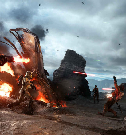5 maps Star Wars Battlefront needs