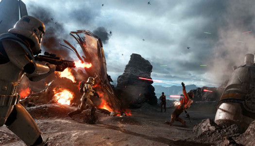 5 Maps Star Wars Battlefront Desperately Needs