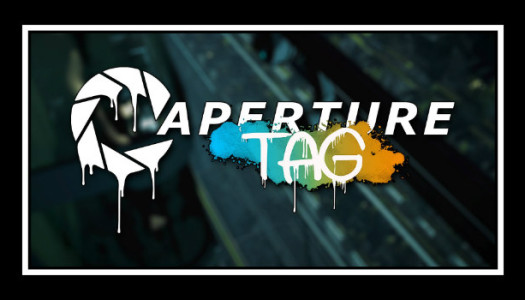 Aperture Tag: The Paint Gun Initiative is a Paid Mod for Portal