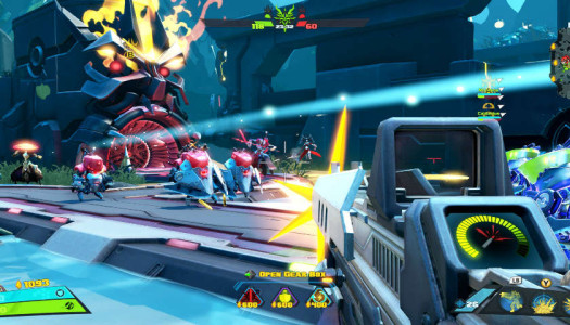 Free Battleborn Motion Comic Fills in the Blanks