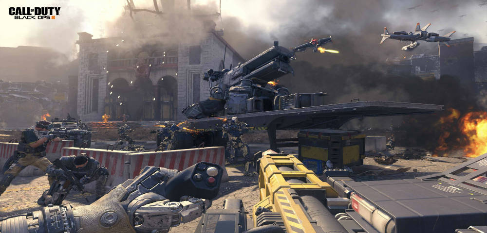 Call of Duty: Black Ops 3 ASP