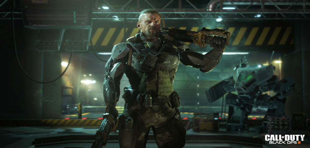 Call of Duty: Black Ops 3 Ruin