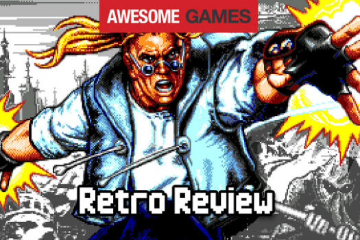 Comix Zone Video Retro Reflection