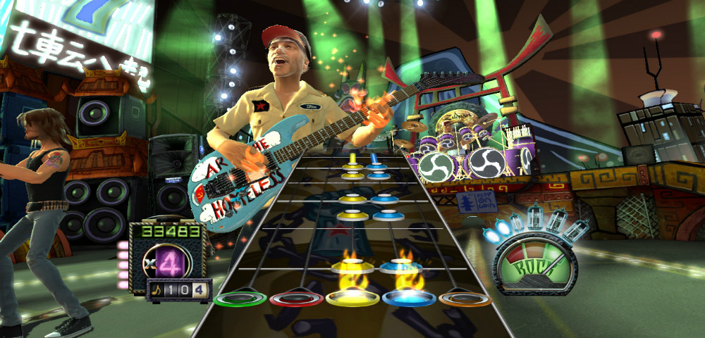 guitar hero 3 tom morello