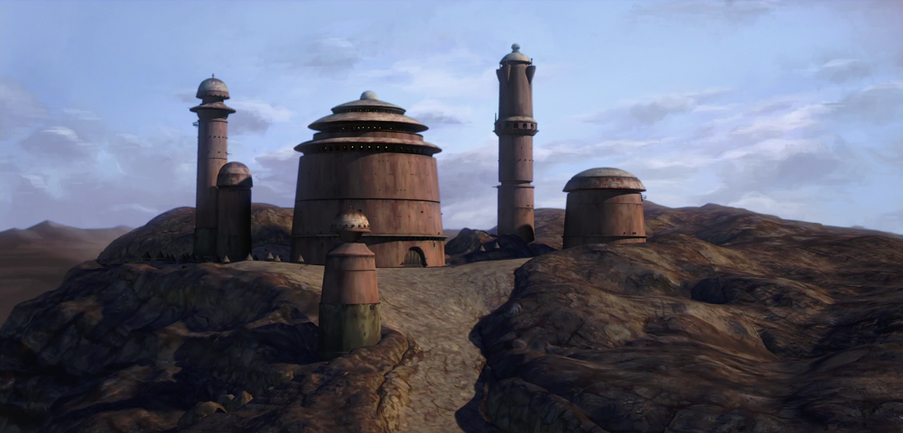 Jabba's Palace Star Wars Battlefront