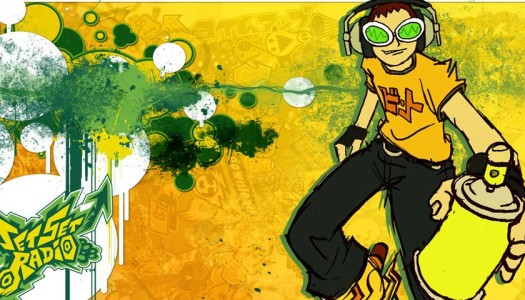 Jet Set Radio HD Review – Nice, Nice!