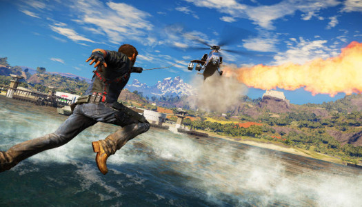 New Trailer Shows Off Huge Just Cause 3 Map