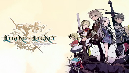 The Legend Of Legacy Coming to Europe in 2016