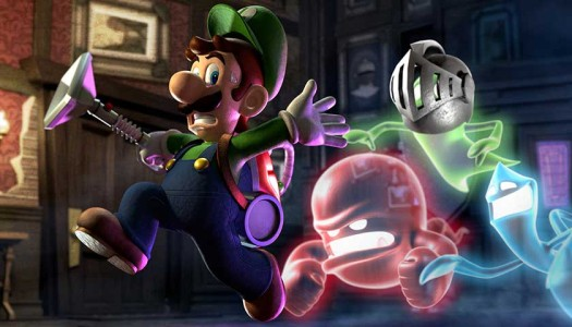 Luigi's Mansion 2 Review – Suck It Up