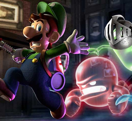Luigi's Mansion 2 review