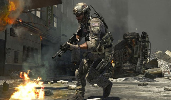 MW3 US Army Man