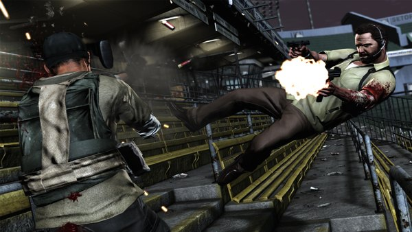 Max Payne 3 Bullet Time