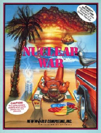 Nuclear War box art