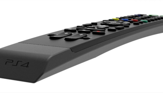 The PS4 is Finally Getting a Media Remote