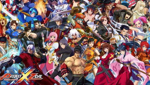 Project X Zone Review – Zoned Out