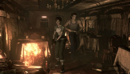 Resident Evil Zero HD Gets New Year Release Date