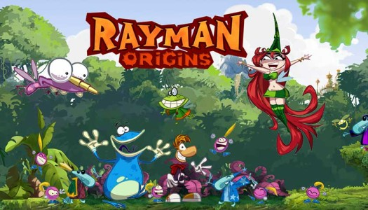 Rayman Origins Review – Armless