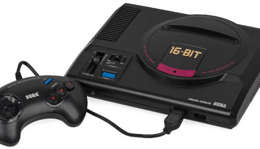 Sega Mega Drive Turns 25 Today