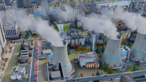 SimCity Industrial