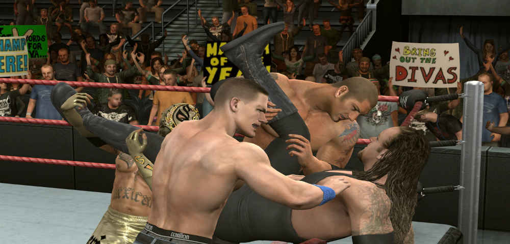 SmackDown! vs. Raw 2006 best wrestling games