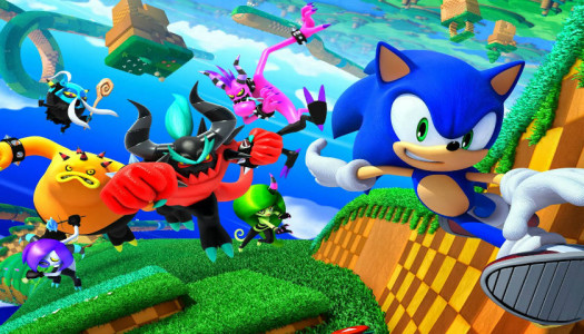 Sonic: Lost World is Coming to PC, For Some Reason