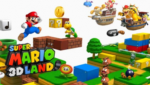 Super Mario 3D Land Review – He's Back!