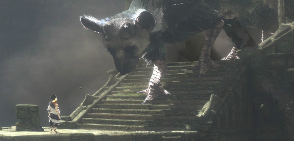 The Last Guardian Sony's Big Indie
