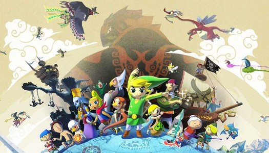 The Legend of Zelda: The Wind Waker HD Review – Riding On The Wind