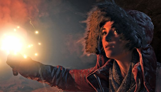 Rise of The Tomb Raider's Launch Trailer is Mighty Fine