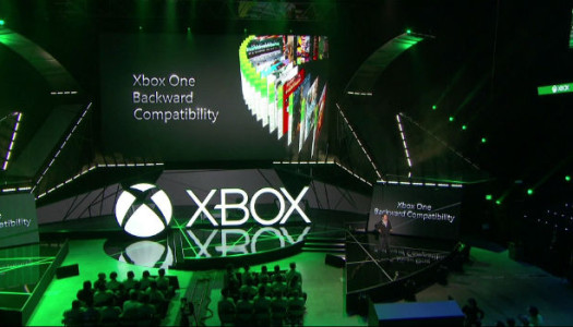 Xbox One Adds Backwards Compatibility This Holiday