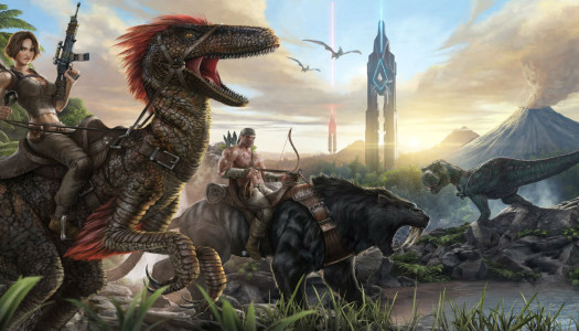 ARK: Survival Evolved Review – A Dinosaur's Story