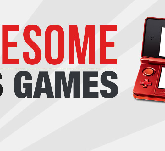 Awesome 3DS games