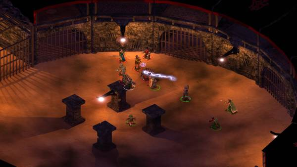 baldurs gate enhanced edition black pits