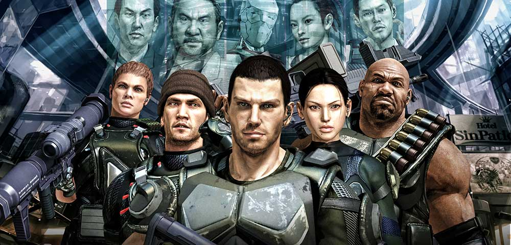 Binary Domain Review
