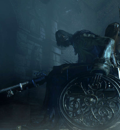 bloodborne is more than just a game