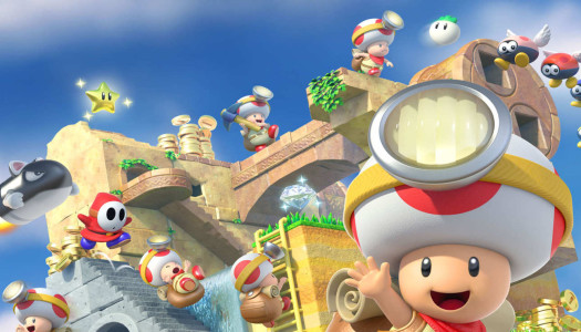 Captain Toad: Treasure Tracker Review – Adventure Time