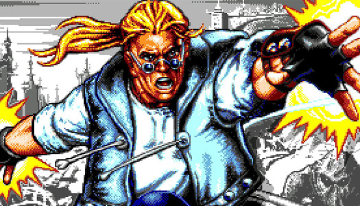 Comix Zone Retro Reflection
