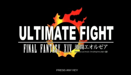 This Final Fantasy XIV Fighting Game Needs to Be Real