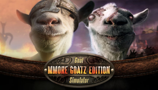 Goat Simulator: Mmore Goatz Edition is Bleating Bonkers