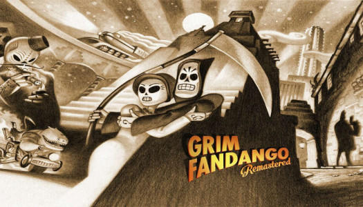 Grim Fandango Remastered Review – Supple Old Bones
