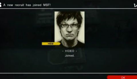 Hideo Joined