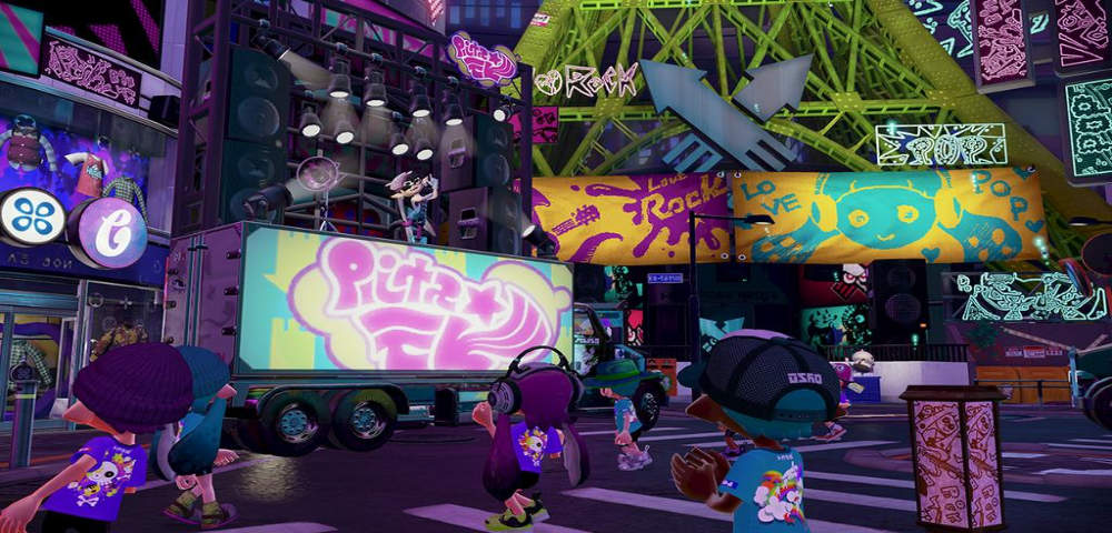 How Splatoon's Splatfest helped me settle an old score