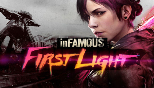 inFamous: First Light Gets A Release Date, Coming To Retail