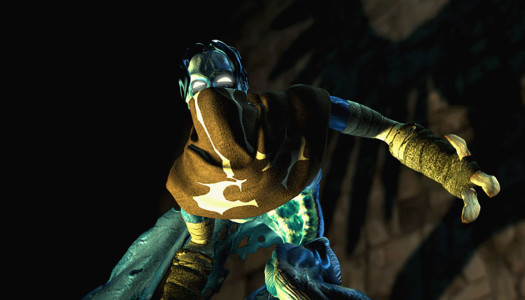 Soul Reaver Retro Reflection
