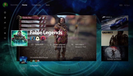 New Faster, Streamlined Xbox One UI Revealed – Cortana Integration Included