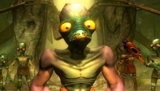 Oddworld: New 'n' Tasty Review – Fun With Flatulence