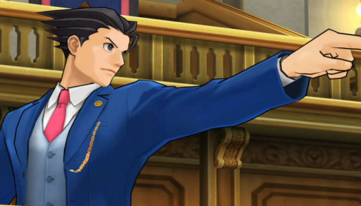 Phoenix Wright: Ace Attorney 6 Announced for 3DS