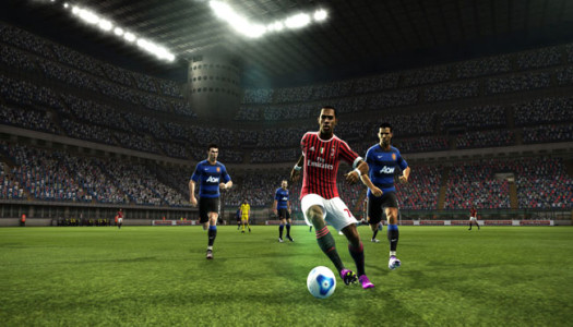 PES 2012: First Impressions
