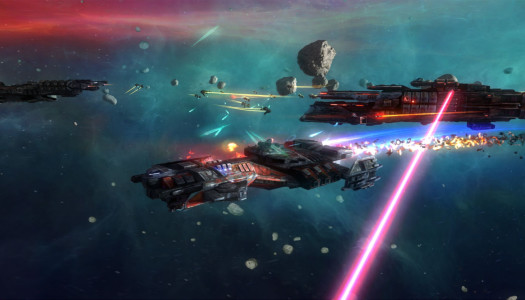Rebel Galaxy Review – Among The Stars